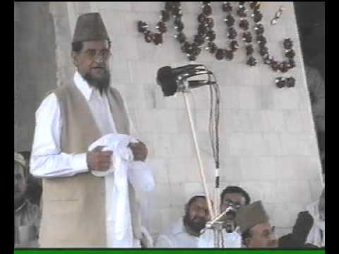Karbala (Al-Hazrat Tahir Badshah Jee) Peer of Chura Shareef (Urs Mubarak 2004)
