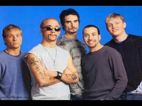 """Last Night You Saved My Life"" - Backstreet Boys"
