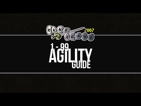 1 – 99 Agility Guide – RuneScape 2007