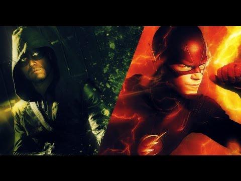 Arrow & Flash - It Has Begun