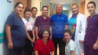 A1 Report - Spitali Amerikan rikthen në gjendjen e mëparshme, Fredo Berberin