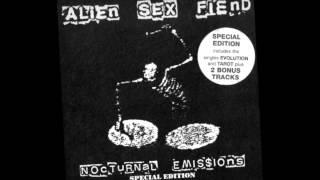 Watch Alien Sex Fiend Soaking Wet Mate video
