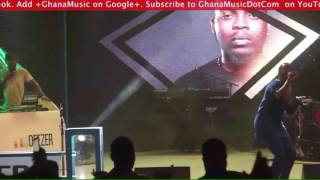 Olamide - Performance @ TiGO Ghana Meets Naija 2016 | GhanaMusic.com Video