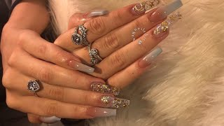 Nachenge Sari Raat | Lovely Status | Cute Nail Art | Whatsapp Status | Nail Design | By Saman Re..