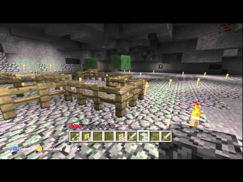 Minecraft Xbox 360 SLIME FARM TUTORIAL! Spawn Slimes