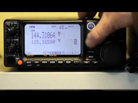 Yaesu VR 5000 Wide Band Scanner