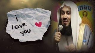 "Say ""I Love You"" With Tajweed – Funny – Mufti Menk"