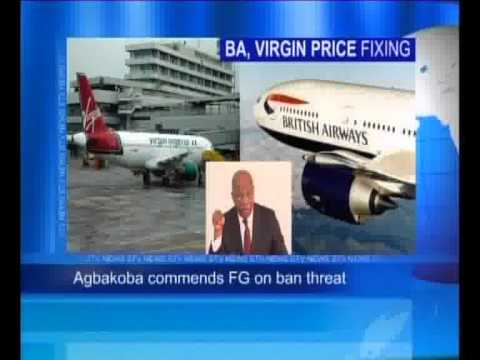 British Airways, Vigin atlantic Price Fixing.flv