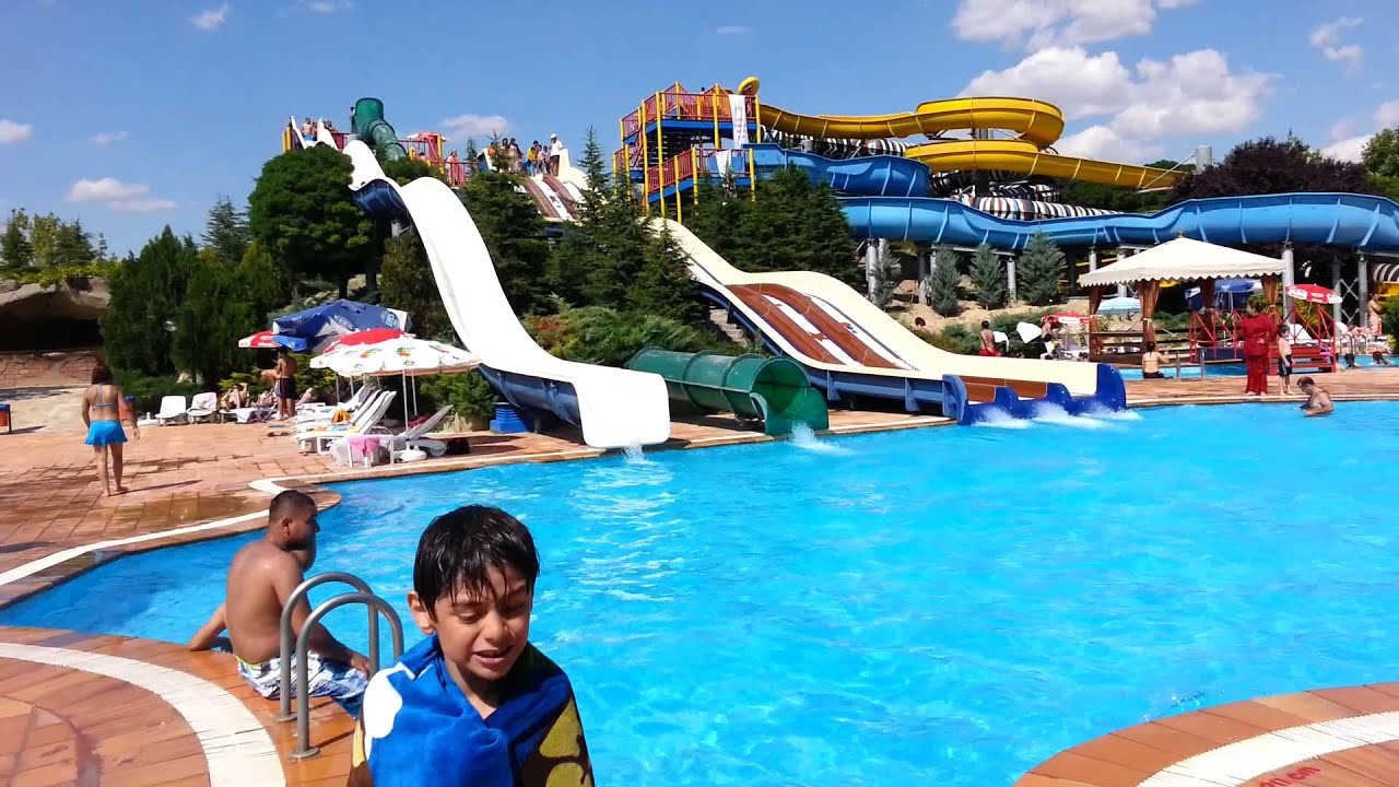 Ankara Büyük Anadolu Oteli Aquapark Büyük Anadolu Oteli Havuz