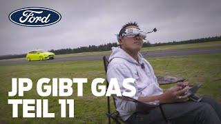 JP gibt Gas – die Ford Performance Serie mit Hildegard – TElL 11