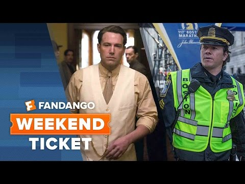 Live By Night, Patriot's Day, The Bye Bye Man | Weekend Ticket