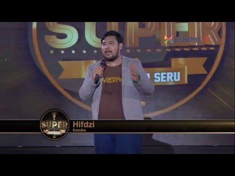 Hifdi: Suka Film Asia - SUPER Stand Up Seru eps 188