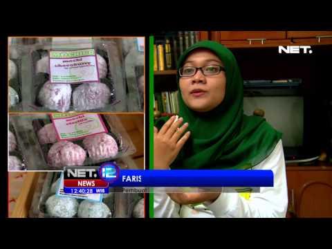 NET12 - Kreasi Unik Mochi Aneka Rasa di Depok