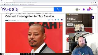 Terrence Howard Under Investigation for Tax Evasion Oh Empire