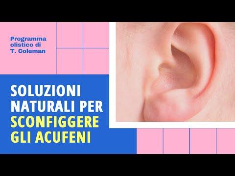 Curare gli Acufeni. Eliminare il fischio alle orecchie