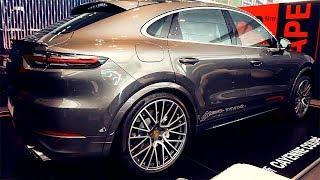 功能手册 2019款保时捷卡宴Porsche Cayenne Turbo Coupé 4.0T
