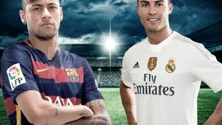 Cristiano Ronaldo Vs Neymar Jr ● Magic Skills & Goals ● 2016