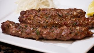 Homemade Seekh kabab in the oven   Rookie With A Cookie