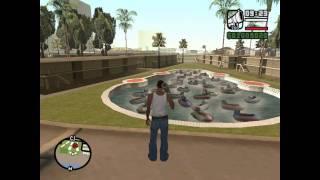 GTA San Andreas Loquendo: CJ y Sus Bombas Nucleares - 5 HD