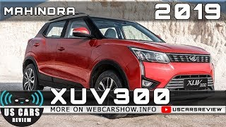 2019 MAHINDRA XUV300 Review Release Date Specs Prices