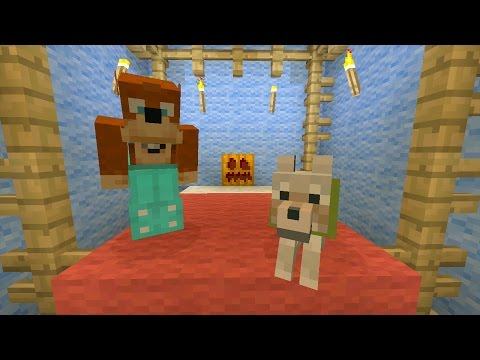 Minecraft Xbox - Pumpkin Child [245]