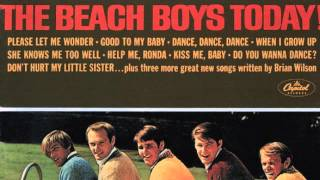 Watch Beach Boys Please Let Me Wonder video