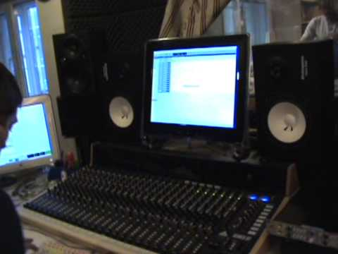 The Hall Effect - Recording the new album...(Part IV)