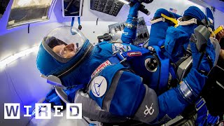 Boeing Blue is the Latest in a Long Line of Space Suits | WIRED