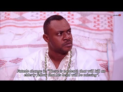 Ofin Ilu Wa Latest Yoruba Movie 2018 Drama Starring Odunlade Adekola | Bukky Wright | Ibrahim Chatta thumbnail