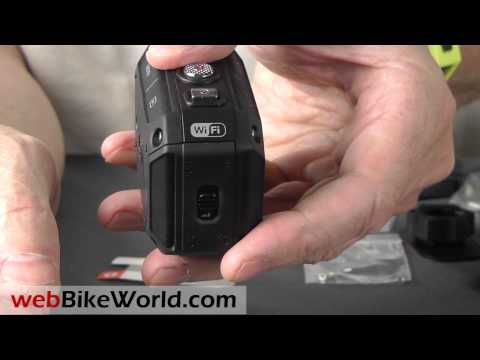 JVC GC-XA1 On-Road Comparison With GoPro HD
