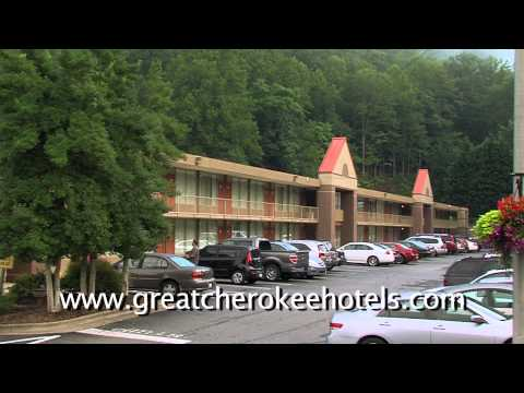 The Great Cherokee Motels, Cherokee NC