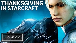 StarCraft 2 Co-op: THANKSGIVING - Fowl Play on Brutal!