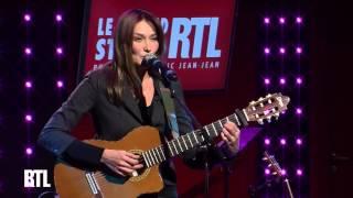 Carla Bruni Quelqu 39 Un M 39 A Dit En Live Dans Le Grand Studio Rtl Rtl Rtl