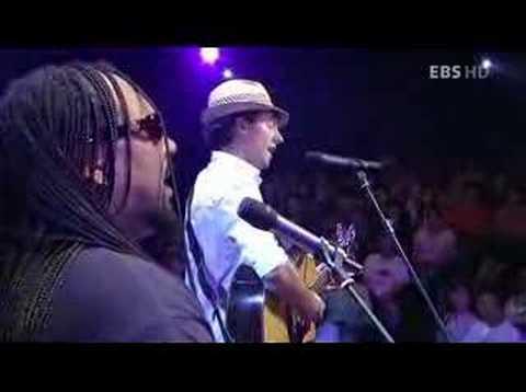 Jason Mraz - Im yours (LIve on TV)