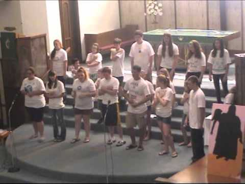 Kids Praise Musical Camp - 2012 video