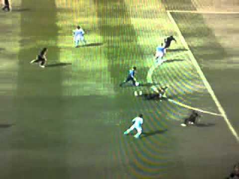 Incredibile gol di DE SANCTIS dopo aver percorso tutto il campo! [FIFA 12]