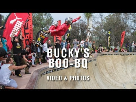Bucky's Boo-BQ