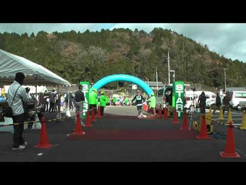 七宗町 「神渕公民館周辺」 ~第15回レッキーマラソン~