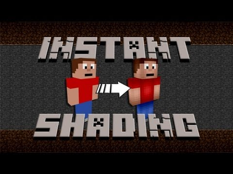 How to shade your Minecraft skin! Paint.net tutorial! [SUPER EASY!]