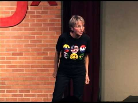 Why Laugh?: Meg Scott at TEDxMarionCorrectional 2013