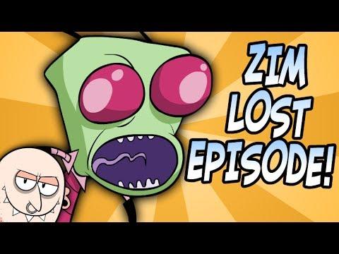 INVADER ZIM LOST EPISODE (RARE!!!)
