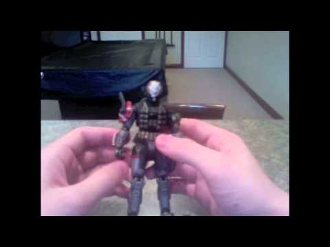 McFarlane Halo: Reach Figures - Emile Review