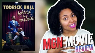 Behind the Curtain: Todrick Hall (2017)   MGN Documentary Review 9.87 MB
