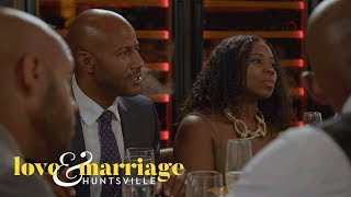 Marsau Goes Toe-to-Toe with Latisha's Mother | Love and Marriage: Huntsville | Oprah Winfrey Network
