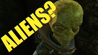 Are there Aliens in Fallout 76?? - Vault 76 Secrets!