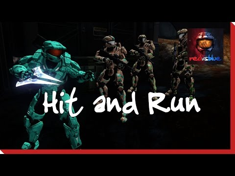 Hit and Run – Episode 2 – Red vs. Blue Season 12 thumbnail