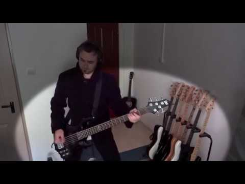 Nightwish - Bye Bye Beautiful ( Bass cover )