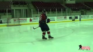 Forward Crossovers in Hockey