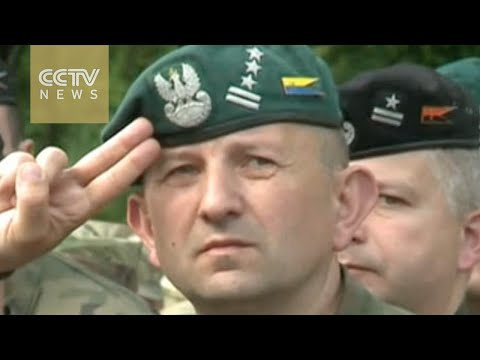 Poland hosts largest NATO military drill since Cold War