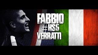 Fabbio - VERRATTI - Hors Série #5 [Prod by PROVIDENCE]